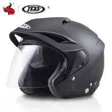 Casco de Moto NENKI, doble lente, Casco de motocicleta, Motocross, carreras, todoterreno, Capacete