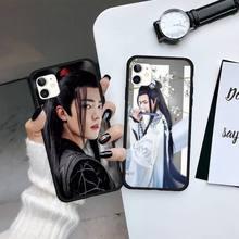 Wang Yibo Xiao Zhan Chen Qingling telefonu kılıfı iPhone 11 12 mini pro XS MAX 8 7 6 6S artı X 5S SE 2020 XR
