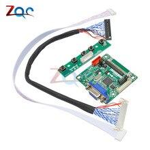 """MT6820 B MT6820B العالمي LVDS LCD Montor الشاشة سائق المراقب المجلس 5V 10 """" 42"""" Laptor قطع غيار للكمبيوتر DIY كيت"""