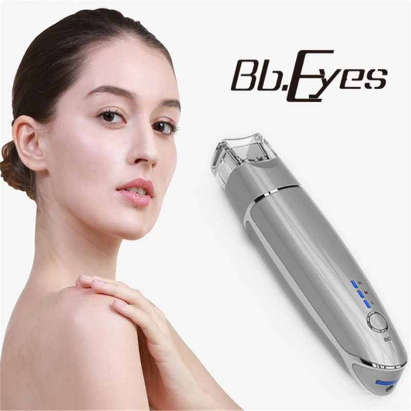 BB Eyes Ems Clip Eye Massage Facials Vibration Wrinkle Remove Thin Face Magic Stick Anti Bag Pouch & Wrinkle Eye Skin Care Tools