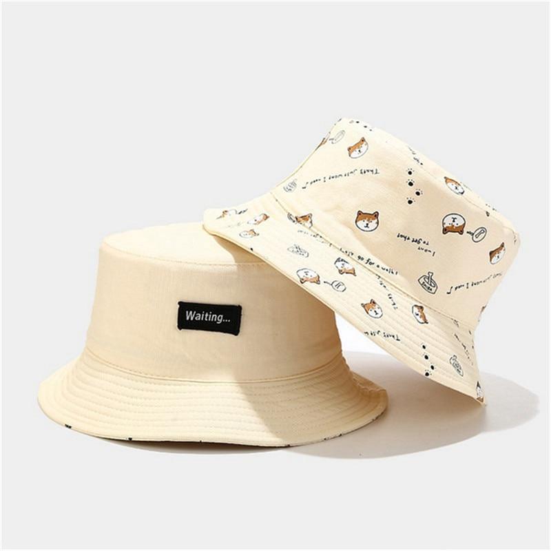 GOUTER-Double-side-Bucket-Hat-Unisex-Bucket-Cap-Cute-Shiba-Inu-Dog-Print-Yellow-Hat-Bob.jpg_640x640 (5)