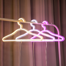 Led Neon Light Hanger Neon Sign light for Store Room Home Party Wedding Decoration Christmas Gift Neon table Lamp USB