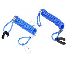 Lanyard Ignition Kill-Stop-Switch Yamaha Emergency 2pcs for Outboard-Engine Safety-Tether