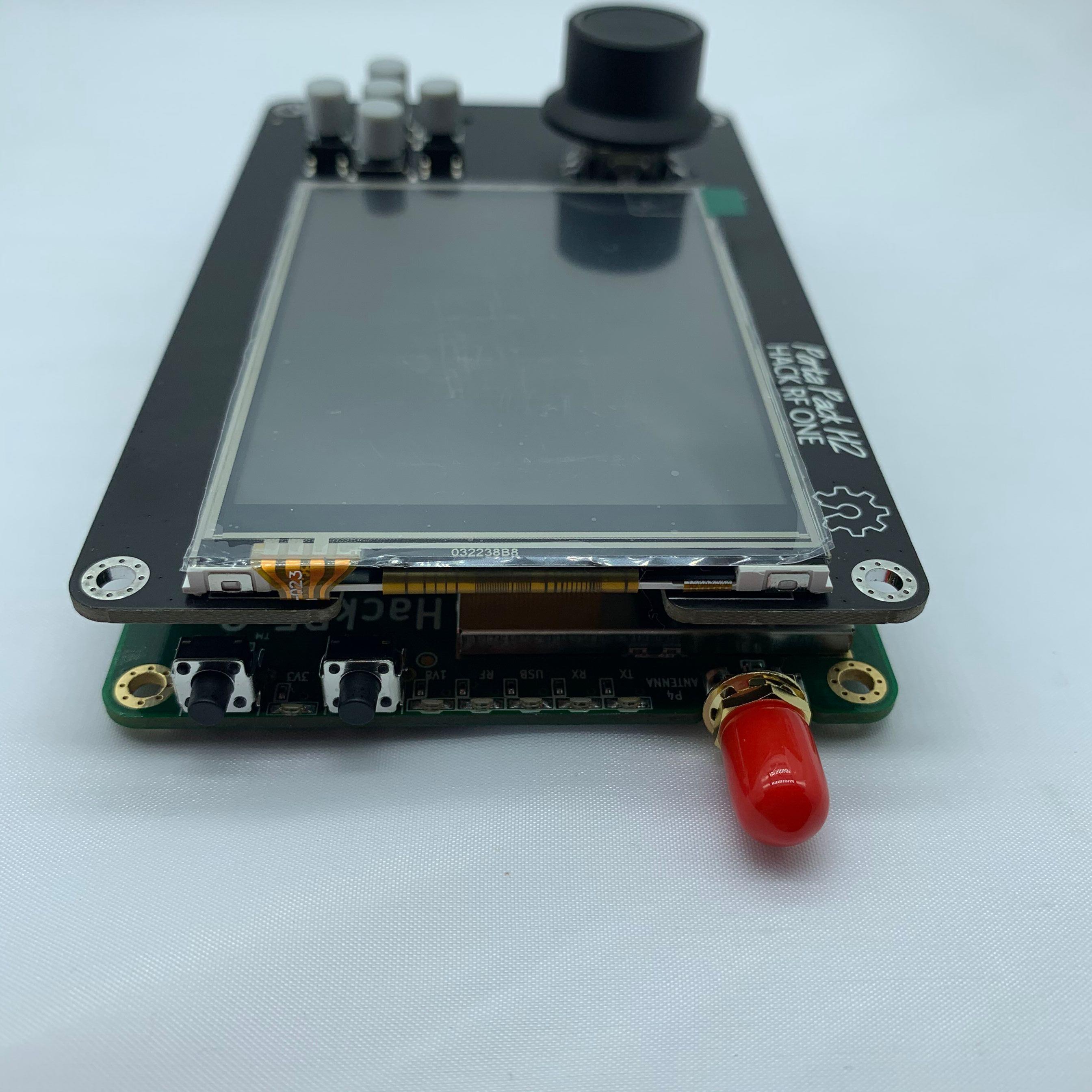hackrf um rádio sdr + destruição firmware