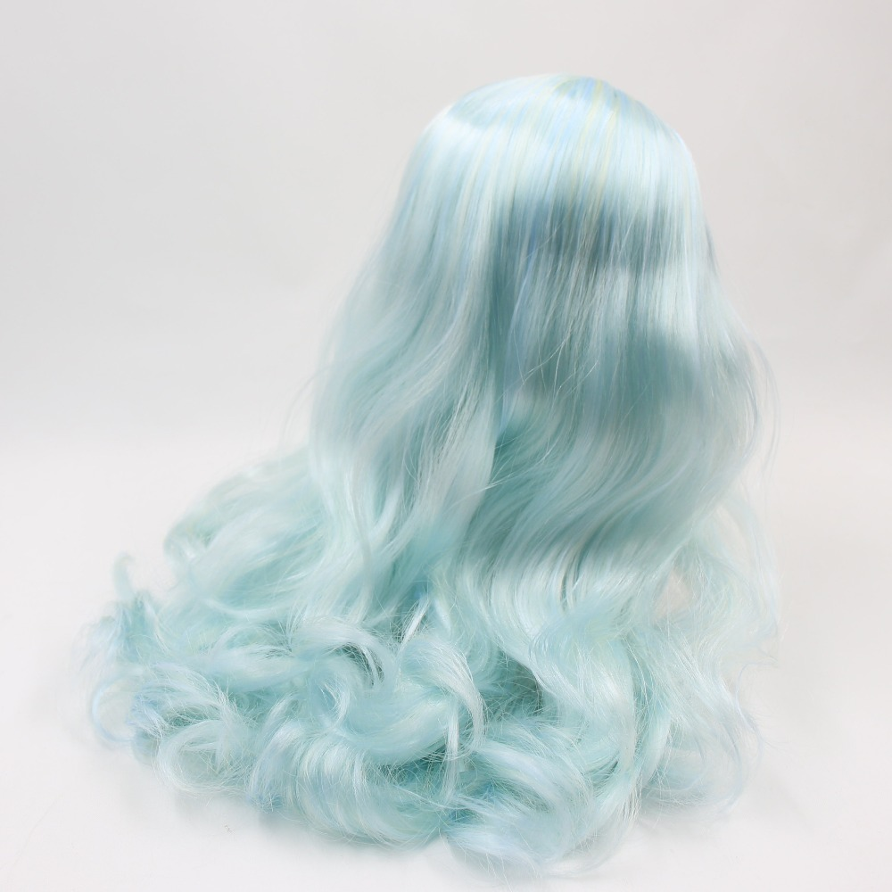 for-blyth-doll-icy-wig-rbl-scalp-and-dome-scalp-only-colorful-hair