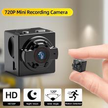 цена на Mini Camera HD 720P Camera Camcorders Sport DV IR Night Vision Motion Detection Small Camcorder DVR Video Recorder Cam