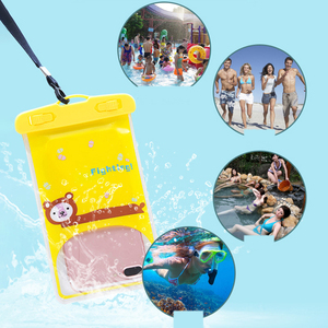 Waterproof Phone Case Waterproof Pouch Cell Phone Dry Bag Accessories 20.5*11cm