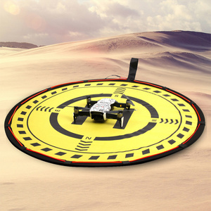Image 5 - Minidron de aterrizaje plegable Mavic, 70cm, campo de aterrizaje Helipad con LED volador para DJI Mavic Mini/Pro/Air/Spark/Phantom 3 4