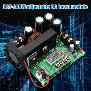 BST-900W DC konwerter doładowania wysoka dokładność sterowanie LED 10A 120V DIY transformator napięcia regulatora modułu TP899