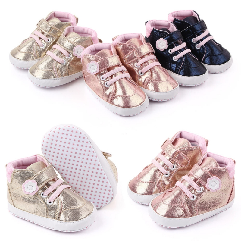 Baby Shoes First Walkers Fashion Baby Boys Soft Bottom Casual Cute Breathable Shoes Newborn Toddler Shoes Baby Shoes 0-12M