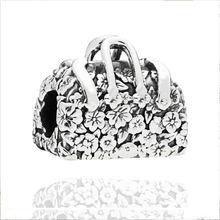 Аутентичные 925 стерлингового серебра бусины Новая мода Фея