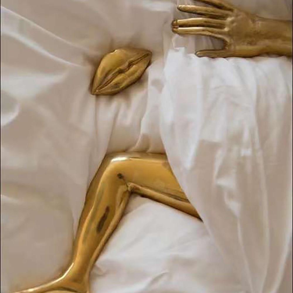 Бутик Amorita Винтаж без застежки ручной нога губ брошь, заколки