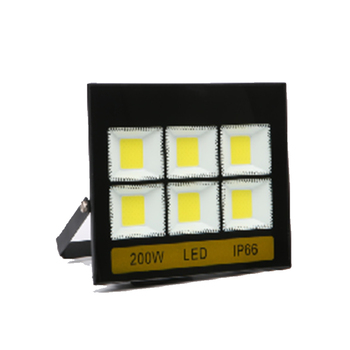 AC220V 50W LED FloodLight 100W 200W Reflector LED Flood Light Waterproof IP66 Spotlight Wall Outdoor Street Lighting Cold White