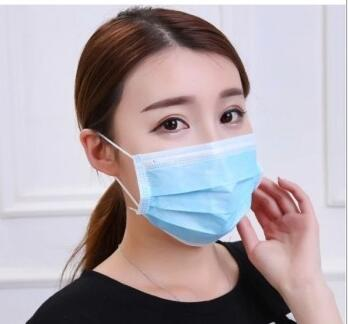 In Stock! Disposable Face Masks 10/50 Pcs Mouth Mask 3-Ply Anti-Dust FFP3 FFP2 Nonwoven Elastic Earloop Salon Mouth Face Masks