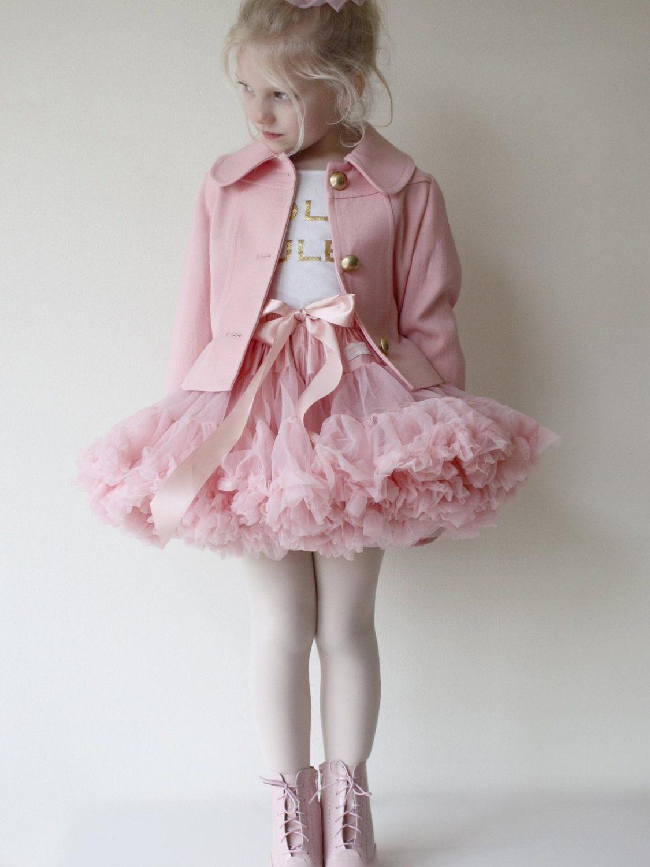 Tutu-Skirt Tulle Dance Ballerina Party Baby-Girls Fluffy Princess-Girl Children New