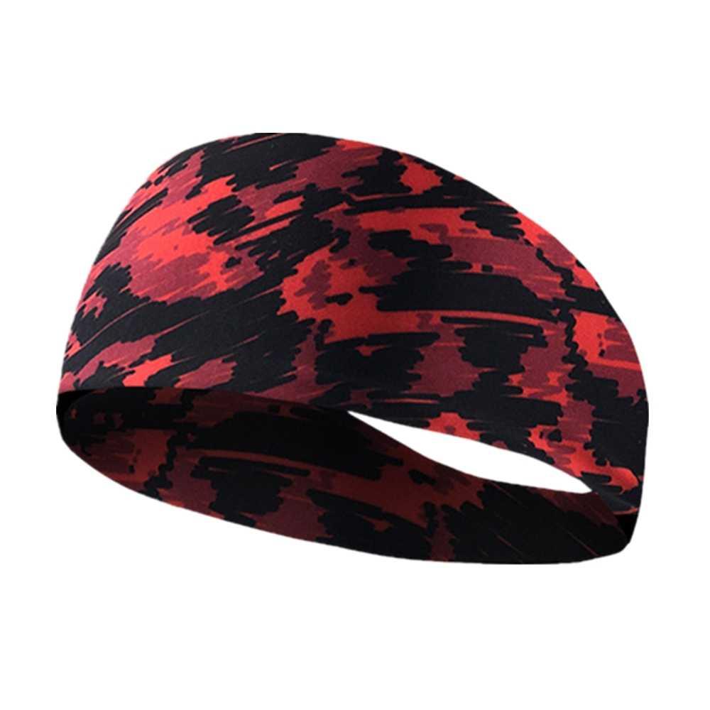 Lyca абсорбент Велоспорт Йога Спортивная Повязка от пота для мужчин женщин головные повязки для йоги Налобные повязки спортивные повязки безопасности