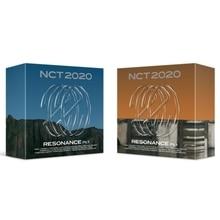 [MYKPOP]~100% OFFICIAL GOODS~ NCT 2020 : RESONANCE Pt.2 Album Set CD Photobook KPOP Fans Collection SA20120702