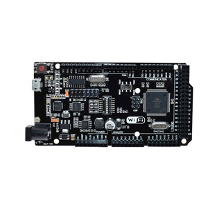 Mega2560 + wifi r3 atmega2560 + esp8266 32 mb memória USB TTL ch340g compatível para arduino mega nodemcu para wemos esp8266|Peças de impressora| |  -