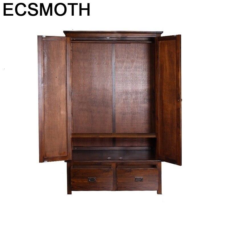 Odasi Mobilya Dolap D Zenleyici Giyim maison Gardrop Roupa Vintage bois Mueble De dortoir placard chambre meubles armoire