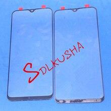 10 adet ön dış cam ekran lensi için yedek dokunmatik ekran Samsung Galaxy A30S A307 A307F A307DS A307FN A307G A307GN