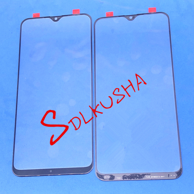 10pcs Front Outer Screen Glass Lens Replacement Touch Screen For Samsung Galaxy A30S A307 A307F A307DS A307FN A307G A307GN