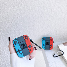 For AirPods Case Silicone Cute 3D Game Earphone Case For Airpods 2 Headphone Case For Apple Air pods
