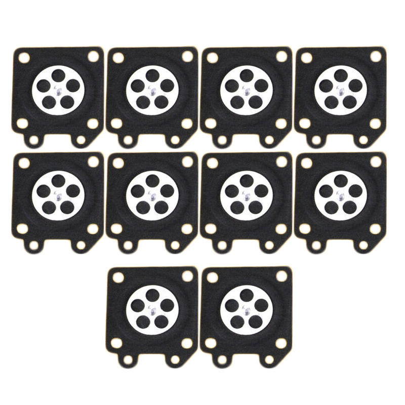 10pcs Metering Diaphragm Engine Assembly For Walbro 95-526 95-526-9 95-526-9-8