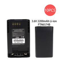 10X Replacement Battery for MAKITA CEP400, MTP800, MTP850 PN AP-6574, FTN6574, FTN6574A