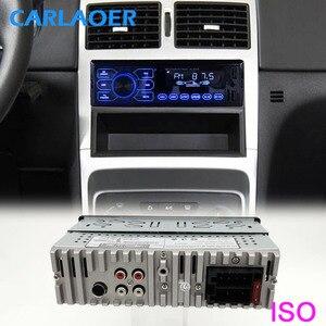 Image 5 - Auto Radio Stereo Player Bluetooth AUX IN MP3 FM USB 1 Din Auto Auto 1DIN Für Kia Hyundai Toyota Ford Nissan mitsubishi Suzuki ISO