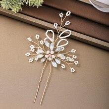 Düğün suni elmas inci firkete gelin saç aksesuarları Pin takı kadın aksesuar saç tokası süsleme düğün kafa takı