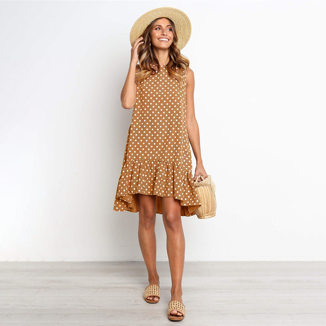 Lossky Women Summer Dress 3
