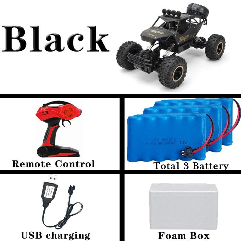 37cm black 3 battery