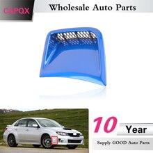 Capqx Cho Subaru Impreza Di Sản WRX 10th/STI 2008 2011 Trước Mặt Tuyere Nắp Trang Trí Đĩa Tặng Keo Dán hood Vỏ