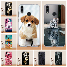 Case For Huawei Honor 8C Case Silicone TPU Funda for Huawei