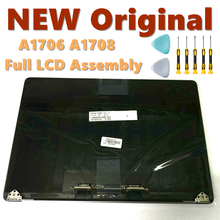 GOUZI Brand New 13 A1706 A1708 LCD Screen Assembly For Apple Macbook Pro A1706 A1708 LCD Screen Display Assembly 2016 2017 Year