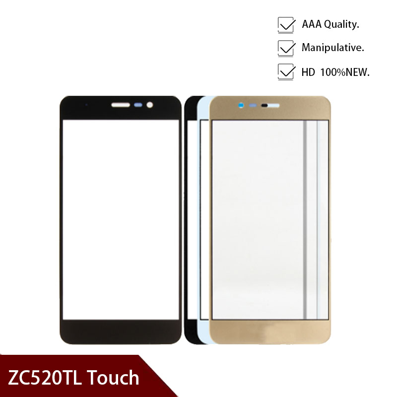 High Quality 5.2'' inch For <font><b>ASUS</b></font> <font><b>Zenfone</b></font> 3 Max ZC520TL Sensor Panel ZC520TL <font><b>X008D</b></font> Digitizer <font><b>Glass</b></font> Replacement Free shipping image