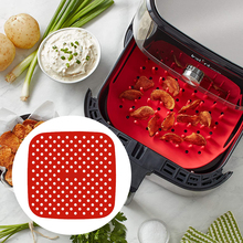 Mat Steaming-Basket-Mat Kitchen-Tool Air-Fryer-Liner Cooking Silicone Round Non-Stick