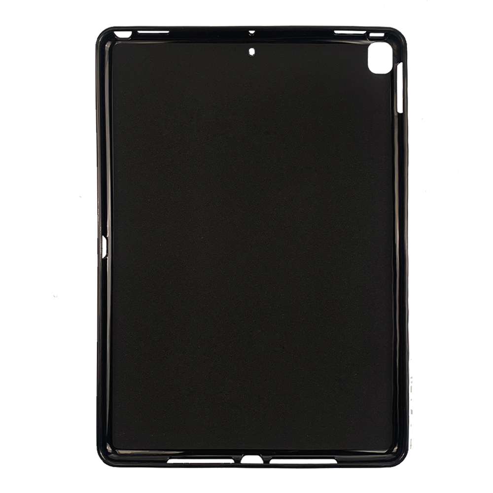 Soft Shell Champagne QIJUN Case For Apple iPad 10 2 2019 iPad 7 7th Generation A2200 A2198 A2232 A2197
