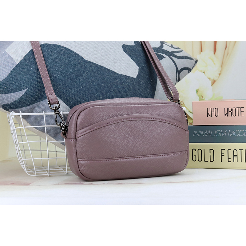 New Arrivals Cowhide Leather Women Flap Dropshipping сумка женская Fashion Soft Style Ladies Messenger Bag сумка женская 2020