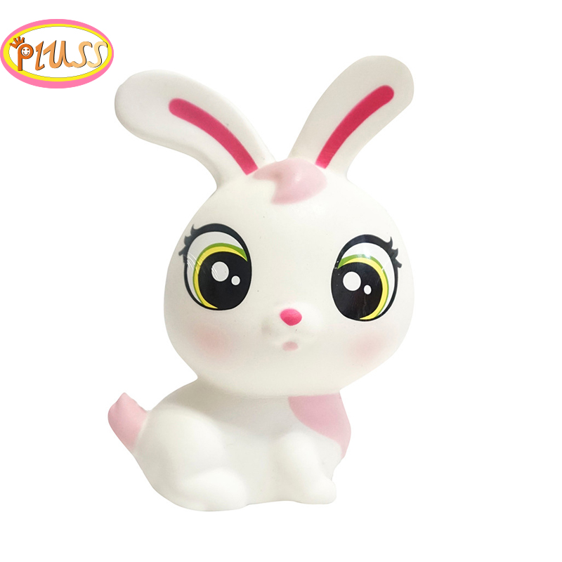 Cute Rabbit Squishy Doll Toys Slow Rising Cream Squeeze Scented Stress Relief Toys For Children Soft Squishies Funny Kids Gift