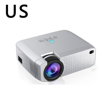 D40W Led Mini Projector Hd 1080P Video Projector Lumen Home Theater Media Player Video Beamer Proyector