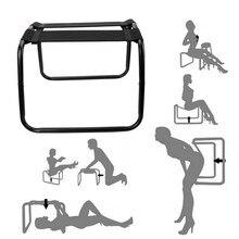 Brinquedos do sexo da cadeira do sexo da assistência das posições sexuais do prazer do sexo para a masturbação fêmea dos casais