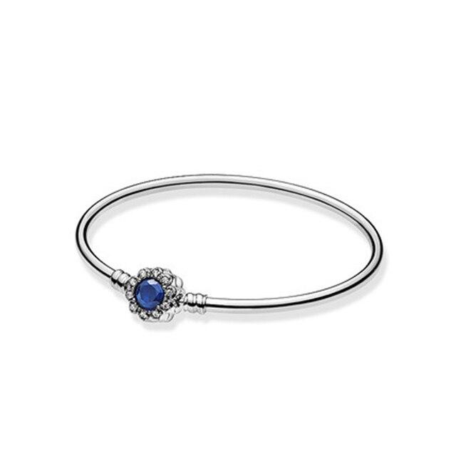 2019 NEW 100% 925 Sterling Silver Winter Moments Splendid Life Bracelet Bangle Fit DIY Europe Girl Original Fashion Jewelry Gift