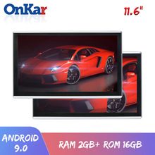 Headrest-Monitor Mirror Touch-Screen ONKAR Android 1920--1080 Support Sd-Hdmi with IPS