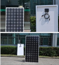 200w Solar Panel 24v 4 Pcs Zonnepanelen 800 watt 220 volt Charger Battery  Home System Roof Rv Car