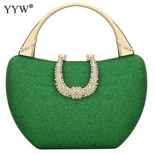 Image 4 - Sac à main pailleté pour femmes, sacs de soirée, enveloppe dépaule scintillante, pochette de fête, pochette pour femmes