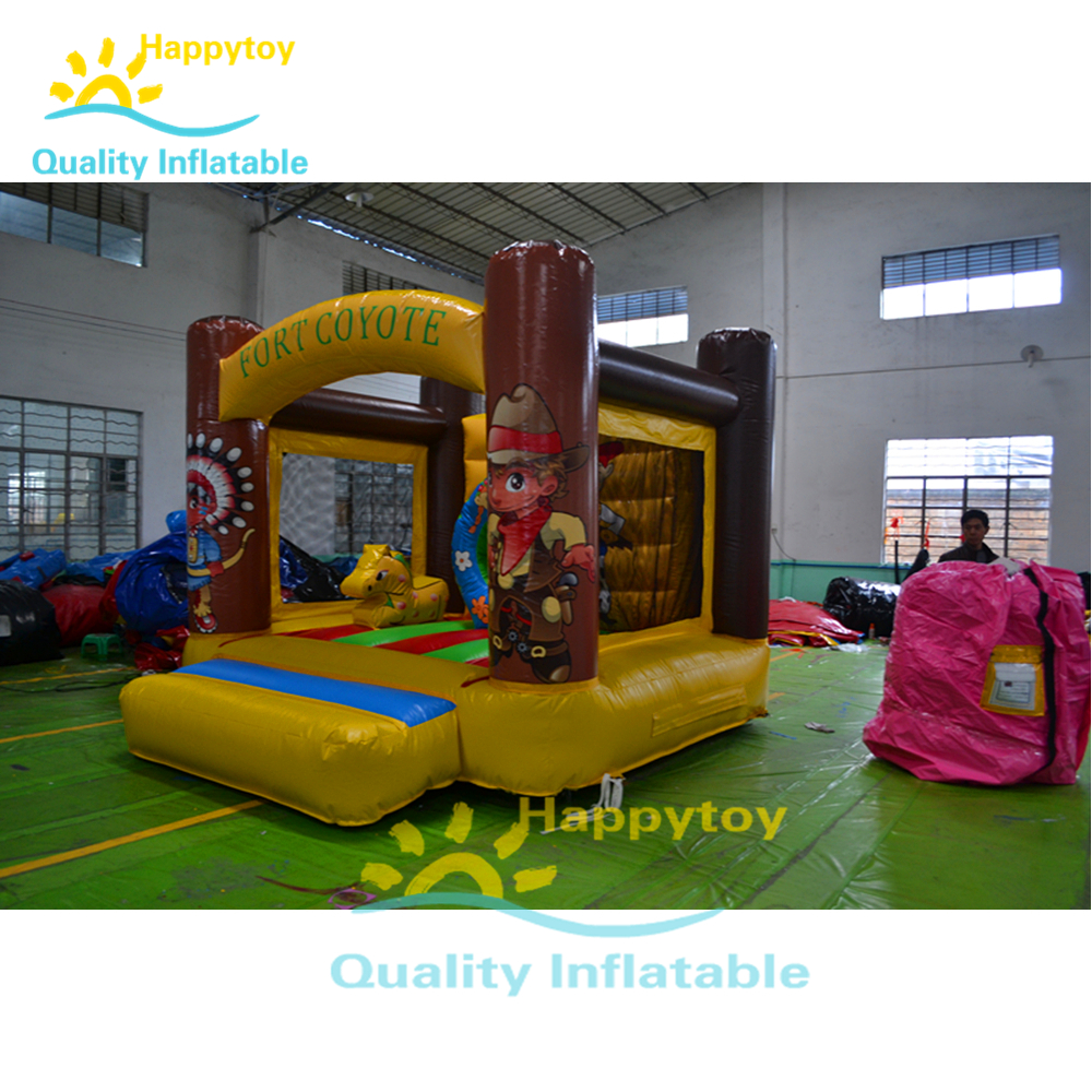 Children Favorite Inflatable Bouncer/PVC Inflatable Castle WIth Good Candy Bouncy Castle House