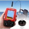 Profundidade Fish Finder Portátil inteligente com 100M Sonda Fishfinder Sonar Wireless Sensor para Lago Mar Pesca em Água Salgada