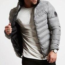 WENYUJH 2020 новый водонепроницаемый зима куртка мужчины с капюшоном парка мужские теплые зимние пальто мужские утепленные молния камуфляж мужские куртки
