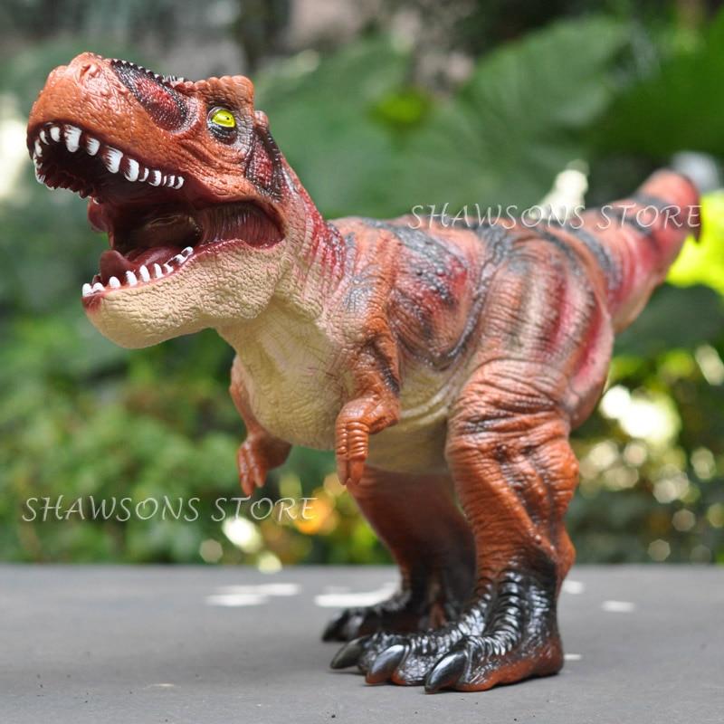 Various Dinosaur Dino Replica Animal Figure Jurassic Model Kid Figurine Toy Gift
